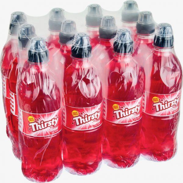 Thirsty Raspberry