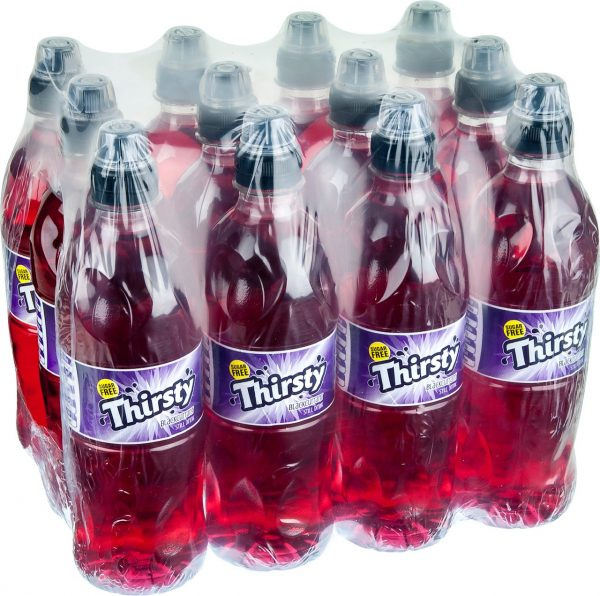 thirsty blackcurrant