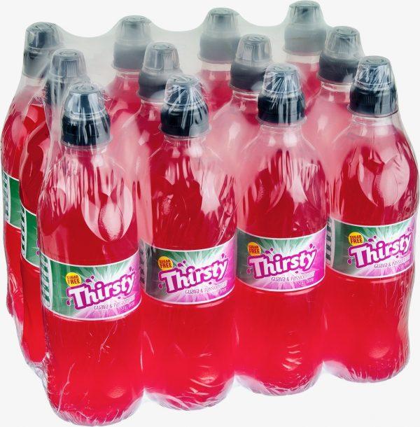 thirsty guava