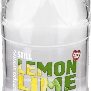 Thirsty Clear Lemon & Lime