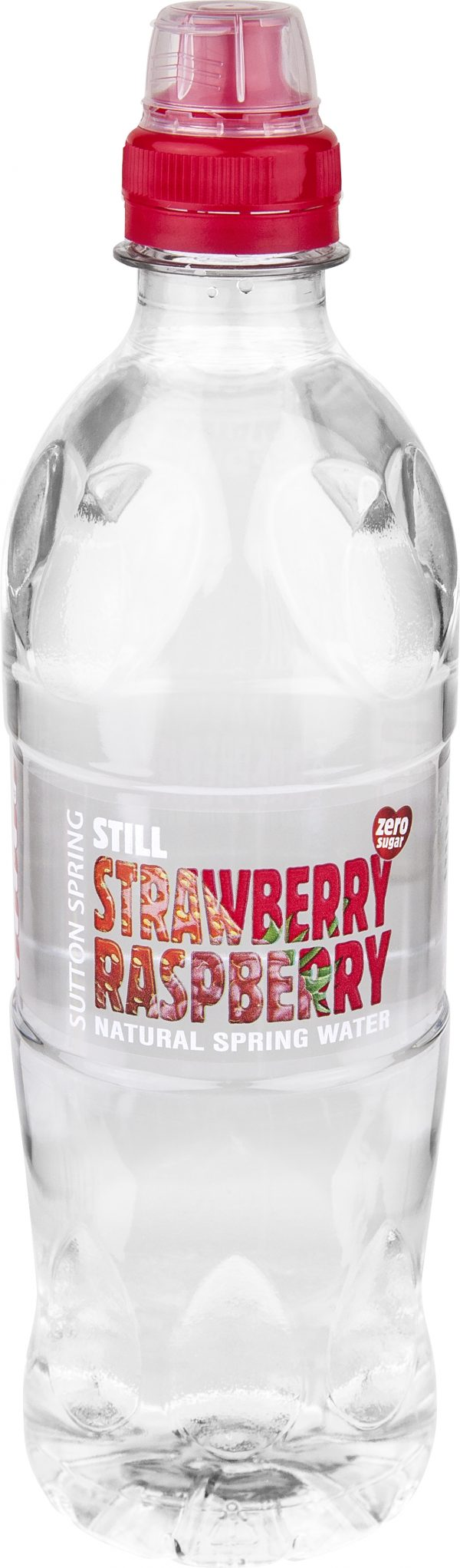 Thirsty Clear Stawberry & Raspberry